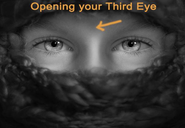 Third Eye - Clairvoyance