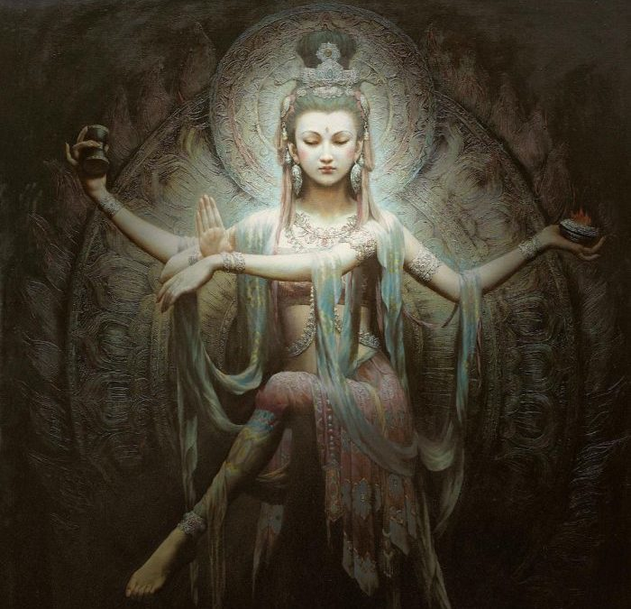 Kuan Yin  The Goddess of Compassion and Love